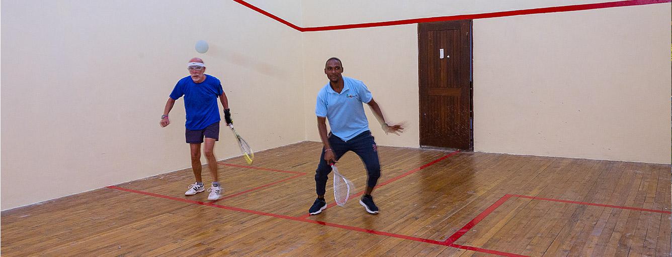 Squash & Tennis Court in Mombasa