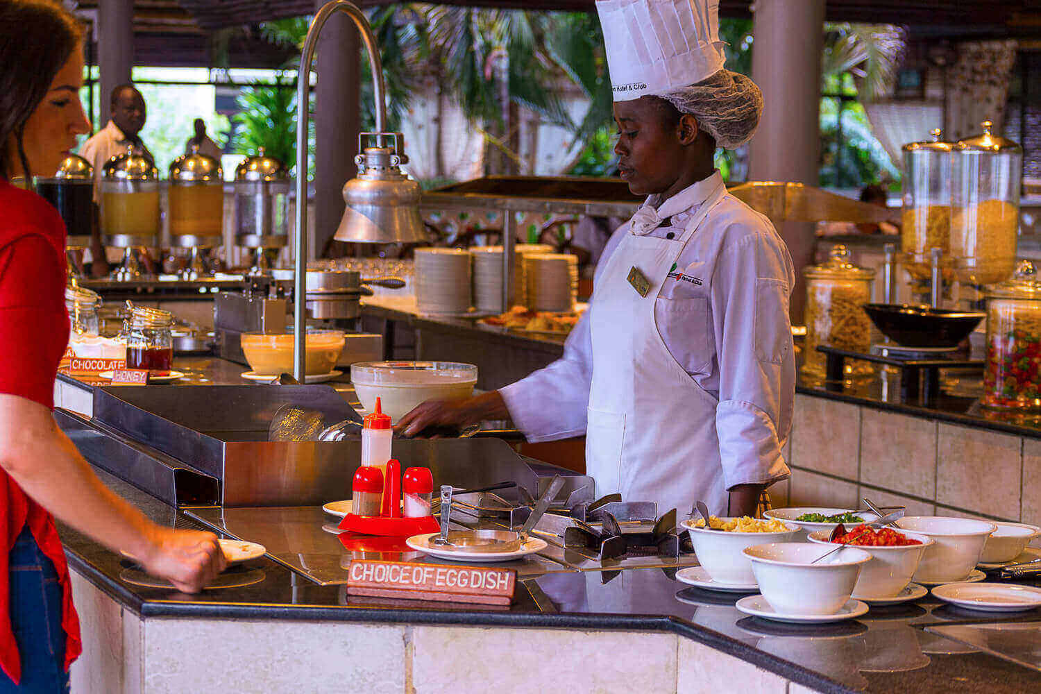 Dining Experience in Mombasa