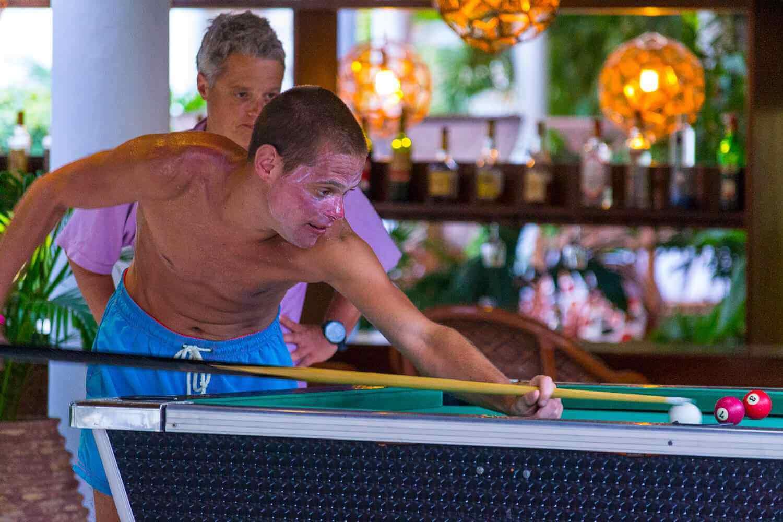 Snooker & Foosball