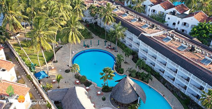 Best all-inclusive Hotel & Club in Mombasa